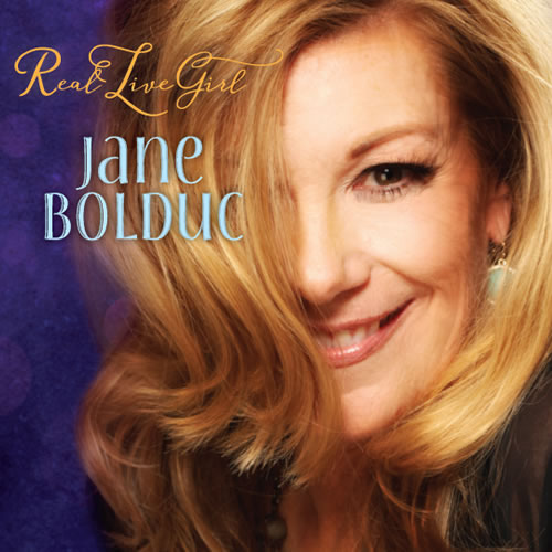 Real Live Girl by Jane Bolduc